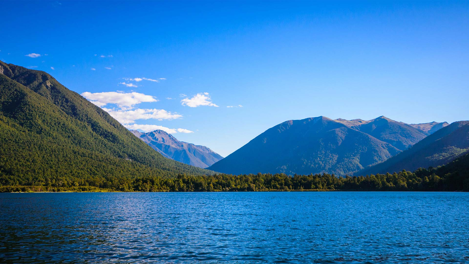 Nelson's Lake Rotoiti Certainly Has Some History…